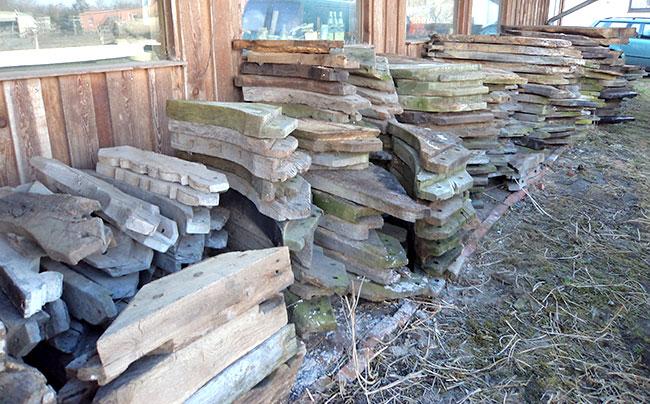 Antike Baustoffe bose antike baustoffe eichenholz altholz eichenbretter